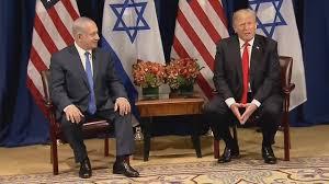 trump Netanyahu UN