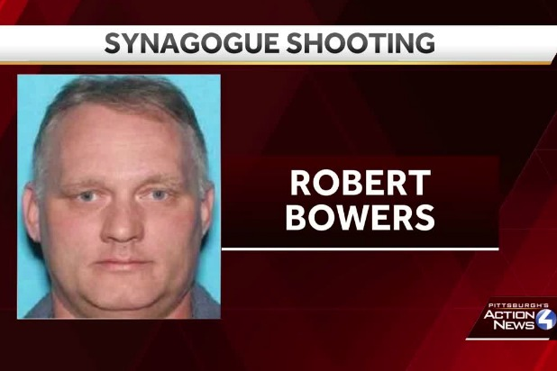 Pittsburgh Synagogue Shooting Suspect, RobertBowers