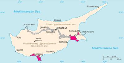 Cyprus BASES