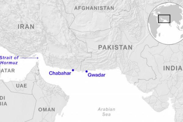 chabahar-gwadar ports