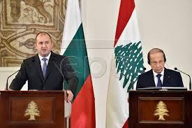 Aoun bulgarian president