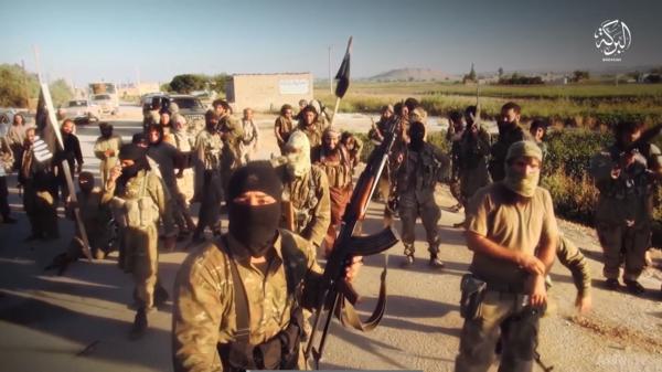 ISIS ambush