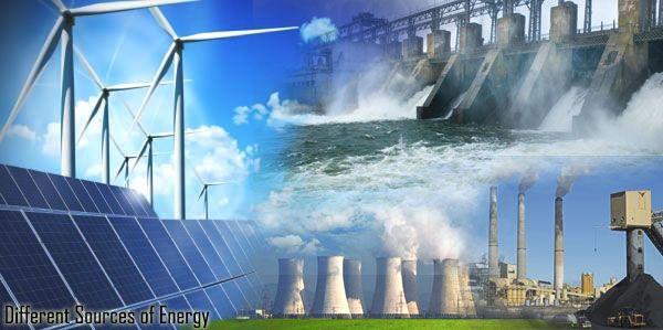 power generation sources