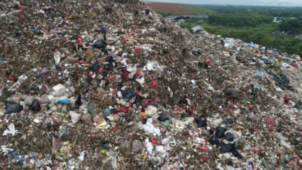 Indonesia is the latest country to return imported rubbish after neighbouring Malaysia vowed to ship back hundreds of tonnes of plastic waste last month AFP/File