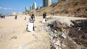 cleanup beirut shores