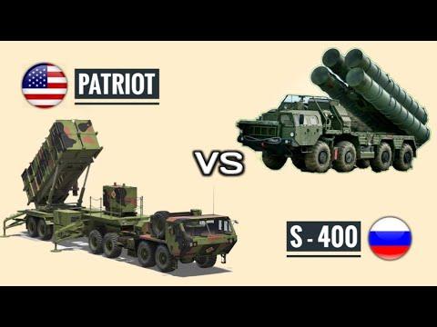PATRIOT VS S400