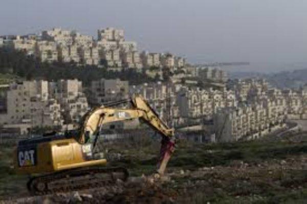 occupied jordan valley settlemets