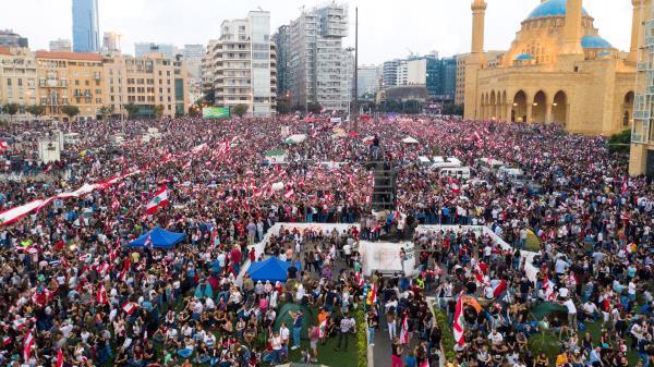 lebanon protest 19