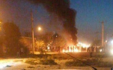 AHWAZ-PROTEST-IRAN