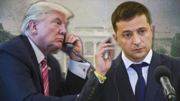 trump ukraine call