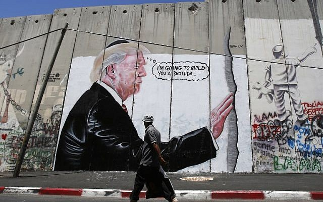 President Trump invokes 'Israel's wall' in tense exchange over border security