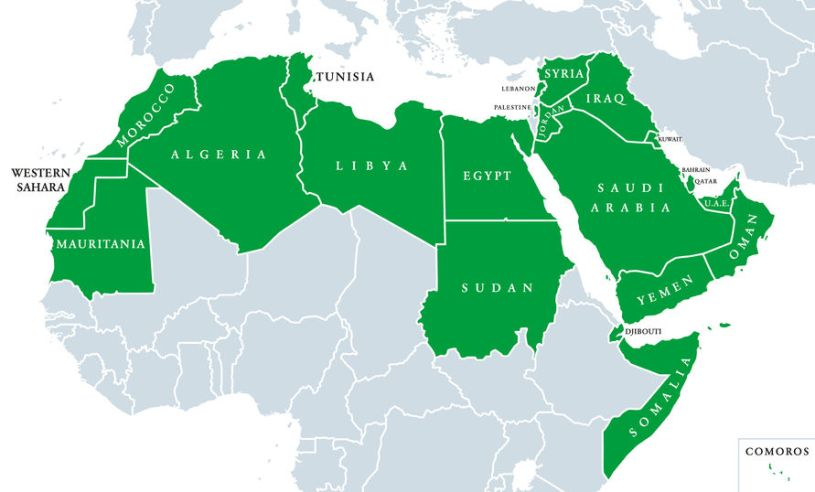 Why Trump's Mideast splash is causing barely a ripple in ...